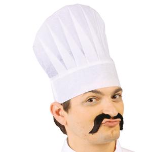 Chapéu Cozinheiro Papel