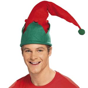 Chapéu de Elfo Ajudante do Pai Natal