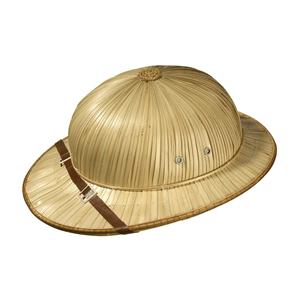 Chapéu de Explorador em Palha com Fita