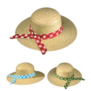 Chapéu de Palha Camponesa