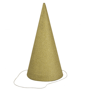 Chapéu Dourado em Cartão