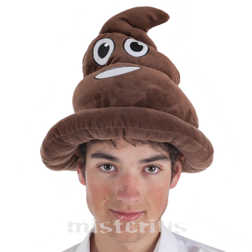 Chapéu Emoji Cocó