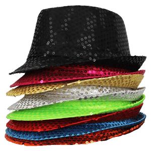 Chapéu lantejoulas