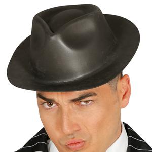 Chapéu Mafioso Preto