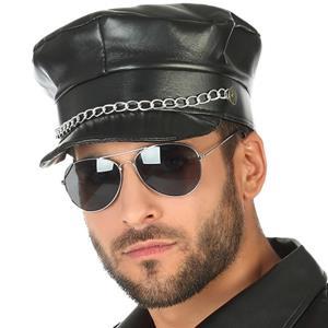 Chapéu Motoqueiro em Napa