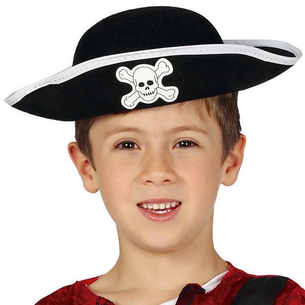 Chapéu Pirata em Feltro, Criança