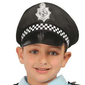Chapéu Policia, Criança