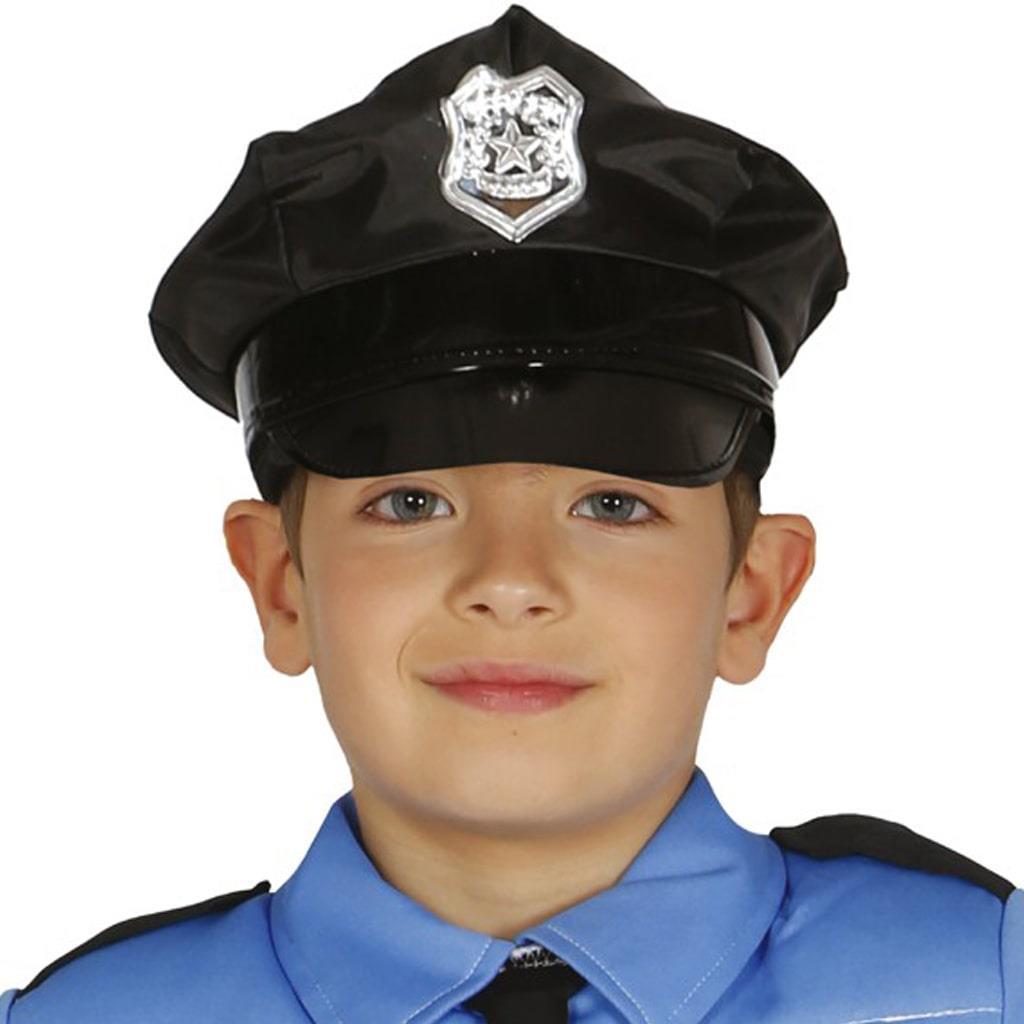 Chapéu Polícia Preto, Criança
