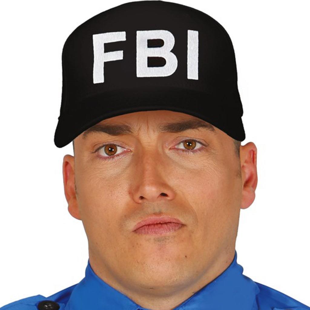 Chapéu Preto Polícia F.B.I