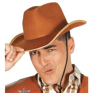 Chapéu Vaqueiro em Feltro, Adulto
