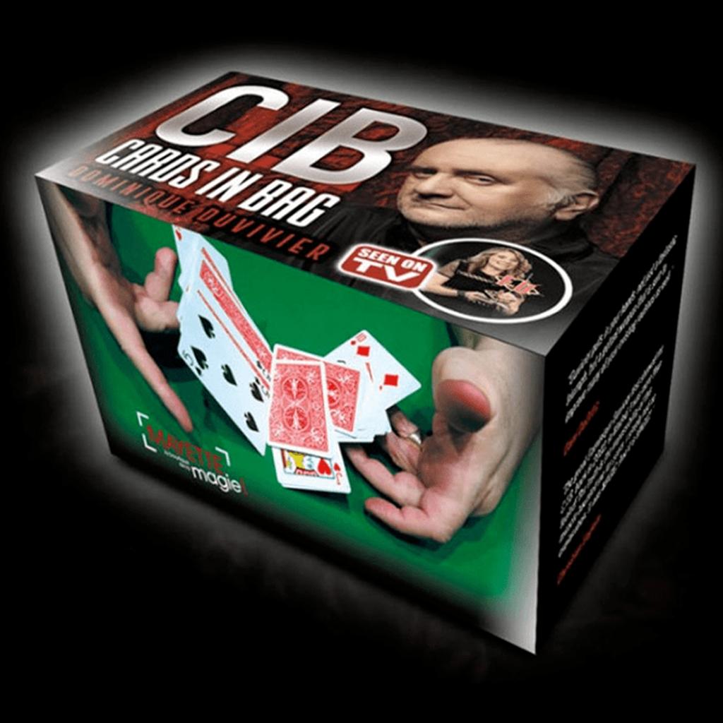 CIB - Cards in Bag