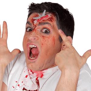 Cicatriz Estrela Sangue