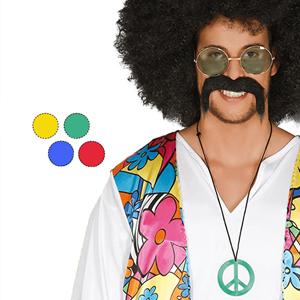 Colar hippie colorido
