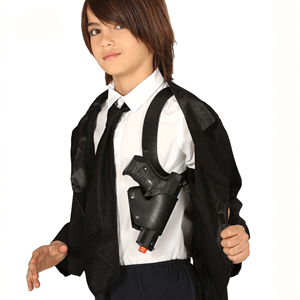 Coldre Ombro com Pistola, Criança