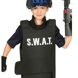 Colete S.W.A.T, Criança