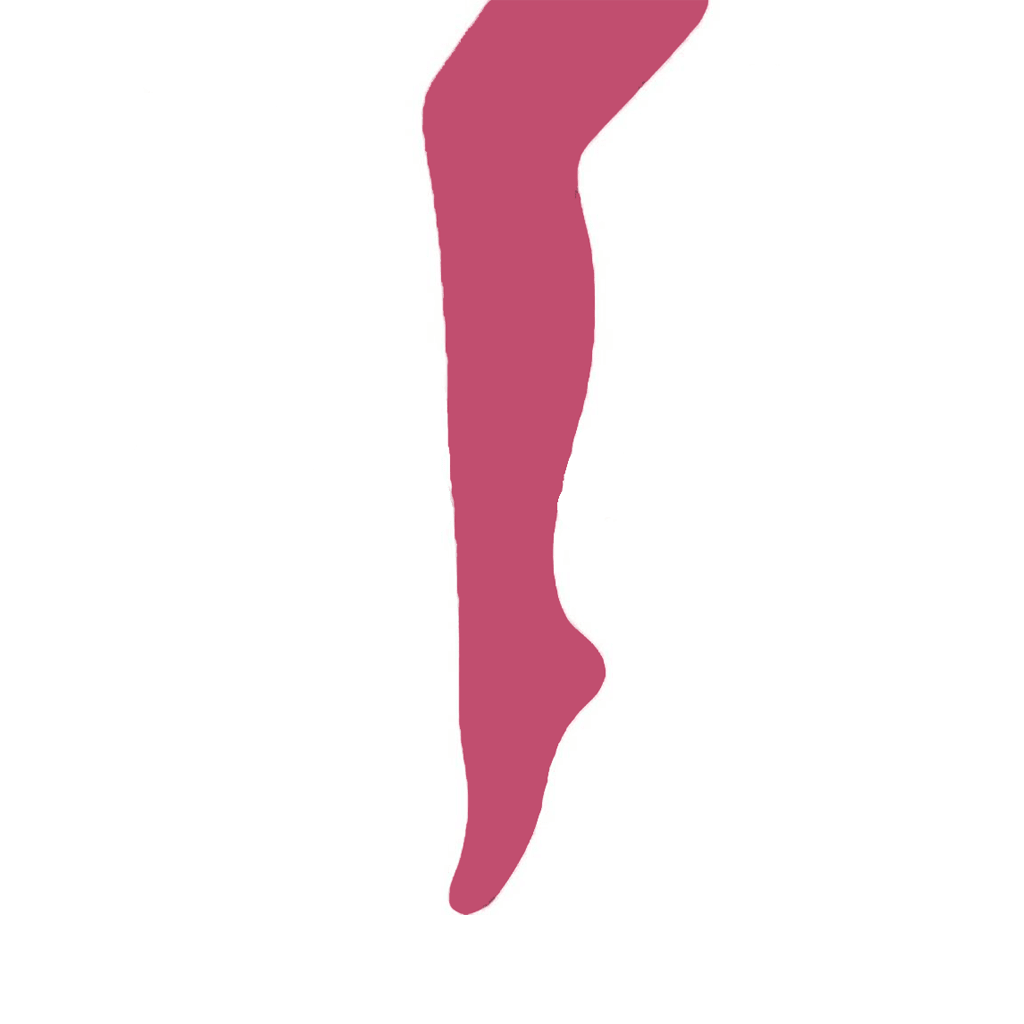 Collant MicroFibra Pink, Criança
