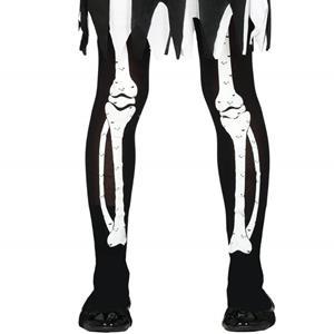 Collants Esqueleto, Criança