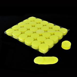 Confetis Fluorescente Redondo 55 mm