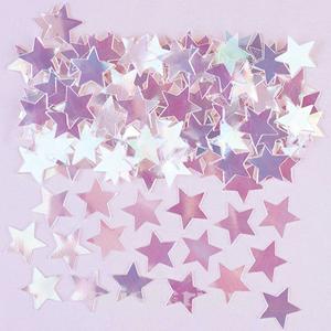 Confetis Estrelas Iridescente, 14 Gr.