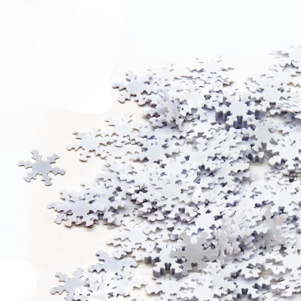 Confetis Flocos de Neve, 20 gr