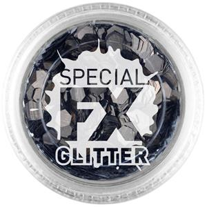 Confetis Glitter Fx Preto, 2 gr