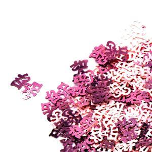 Confetis Its a Girl Rosa, 20 gr