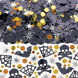 Confetis Mix Halloween Metalizados, 14 gr