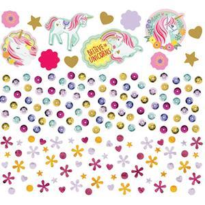 Confetis Unicórnio Mix, 34 gr