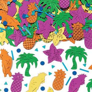 Confetis Formas Tropical Havai, 14Gr