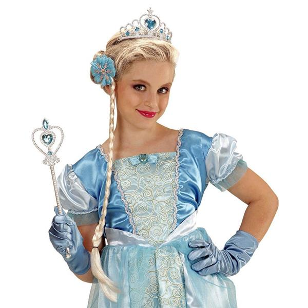 Conjunto Acessórios Princesa Azul