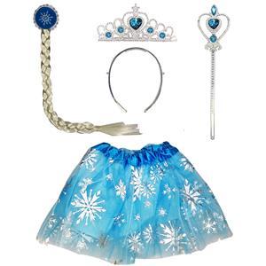 Conjunto Acessórios Princesa Frozen