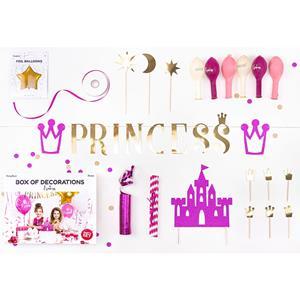 Conjunto de Decorações Princesa