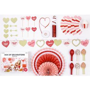 Conjunto de Decorações Sweet Love