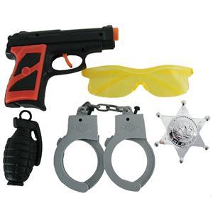 Kit de Polícia, 5PC