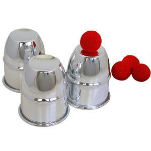 Copos e Bolas-Alumínio Normal-Cups and Balls;