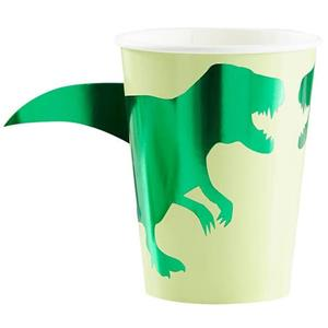 Copos Dinossauros Roar, 8 unid.