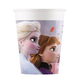 Copos Frozen, 8 unid.