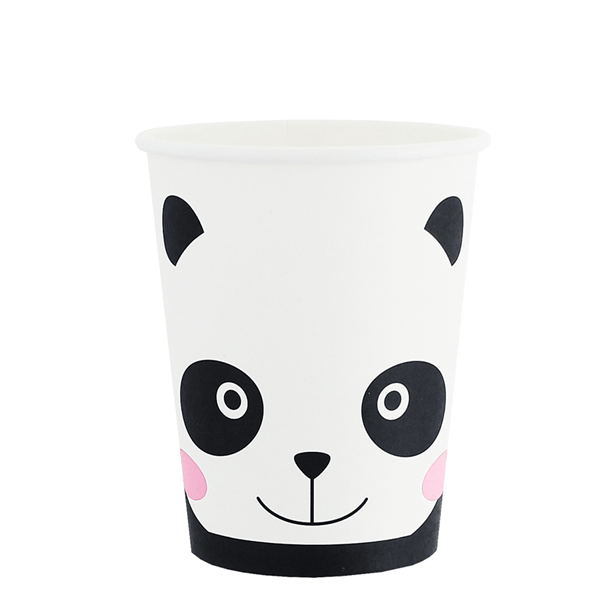 Copos Panda Bebé, 6 unid.
