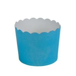 Copos Sobremesa Azuis, 12 unid.