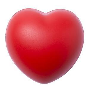 Coração Vermelho Anti-Stress