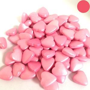 Corações Rosa, 75 gr