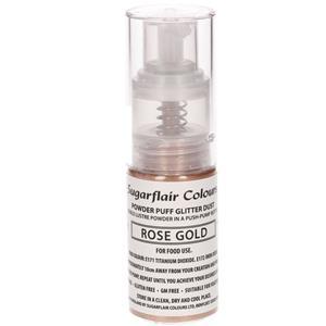 Corante Comestível em Spray Rosa Gold, 100 ml