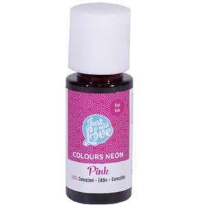 Corante em Gel Rosa Neon, 25 ml