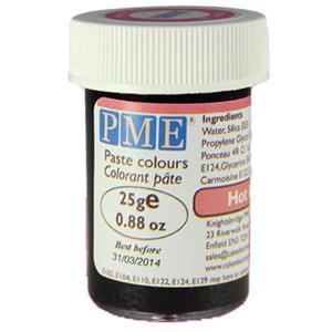 Corante em Pasta Hot Pink, 25 ml