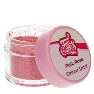 Corante em Pó Comestível Rosa, 5 gr