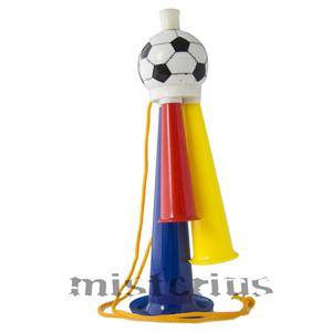 Corneta Futebol, 19 cm