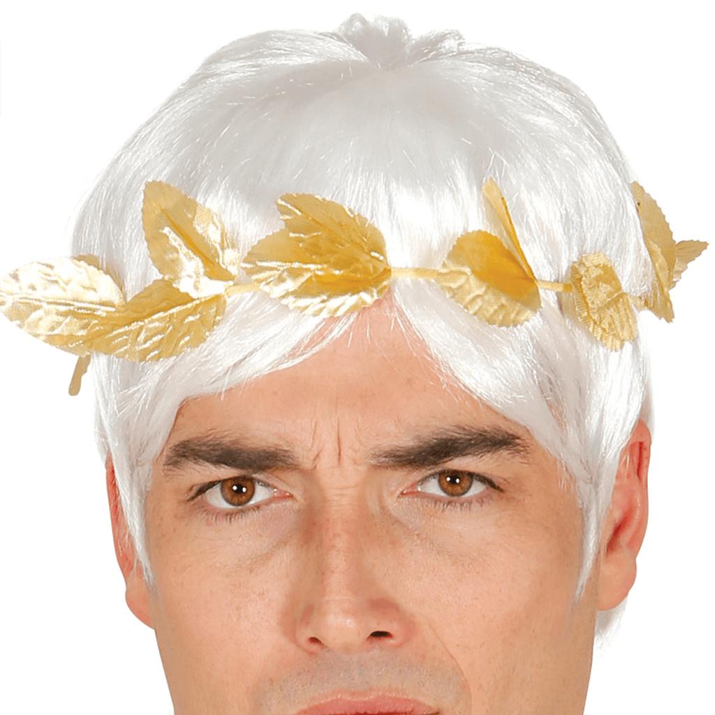 Coroa César Dourada