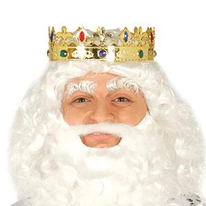 Coroa de Rei Dourada