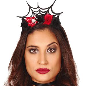Coroa de Rosas com teia de aranha, Adulto