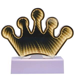 Coroa Decorativa com Luz